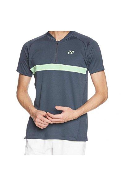 YONEX Erkek Antrasit Tenis Avustralya Açık Koleksiyonu T-shirt M10225
