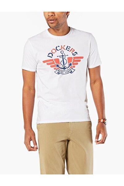 Dockers Erkek Logo 1986 T-Shirt 32931-0082