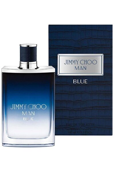 Jimmy Choo Blue Edt 100 Ml Erkek Parfüm