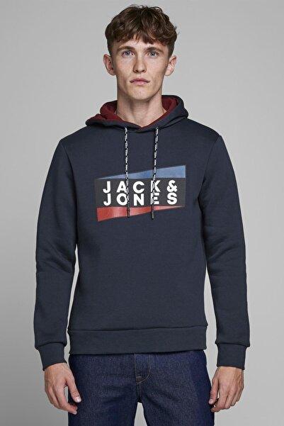 Jack & Jones Jcoanton Sweat Hood Noos Erkek