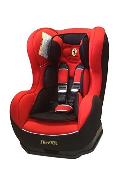 Ferrari Unisex Bebek Kırmızı Cosmo Isofix 9-18 Kg Oto Koltuğu