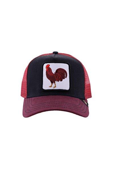 Goorin Bros Unisex Bordo Barn Yard King Şapka