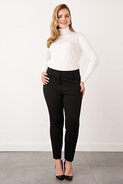 Ekol Kadın Siyah Pantolon