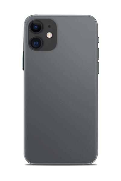 Renkli Garaj Iphone 11 Nardo Grey Telefon Kaplaması