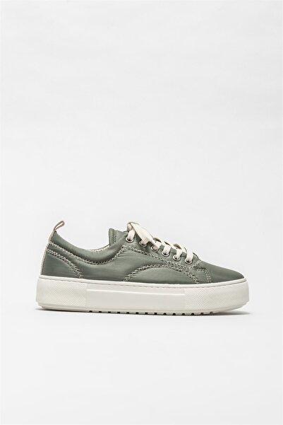 Elle Shoes Yeşil Kadın Spor Ayakkabı