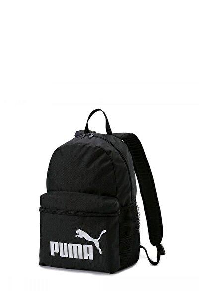 Puma Unisex  Siyah Phase Backpack Sırt Çantası