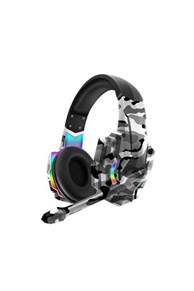M90 7.1 Profesyonel Led Işıklı Gaming Oyuncu Kulaklığı Bilgisayar Ps4 Oyuncu Kulaklığı