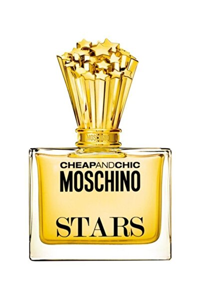 Moschino Cheap And Chic Stars Edp 100 ml Kadın Parfümü 8011003817979