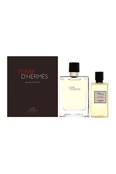 Hermes Terre D Edt 100 ml Erkek Parfüm Seti 3346131430628