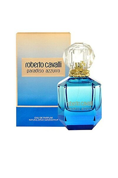 Roberto Cavalli Paradiso Azzuro Edp 50 ml Kadın Parfüm 3614220941110