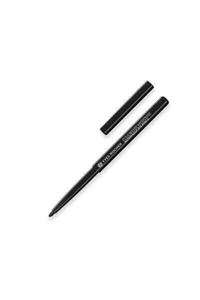 Yves Rocher Suya Dayanıklı Asansörlü Göz Kalemi- Mat Siyah 0.3 g 3660005383071