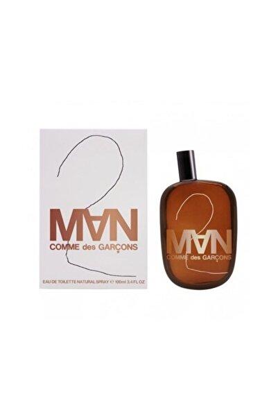 Comme Des Garcons 2 Man Edt 100 ml Erkek Parfüm 8411061548929