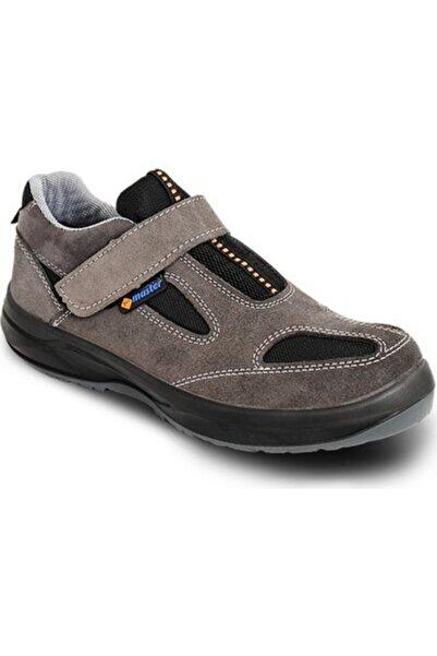 Master Çelik Burunlu Süet Deri Yazlık Iş Ayakkabısı