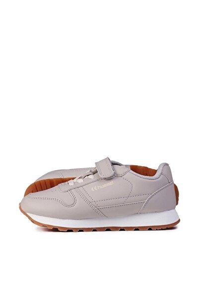 HUMMEL KIDS STREET JR SNEAKER Açık Gri Unisex Çocuk Sneaker Ayakkabı 100432102