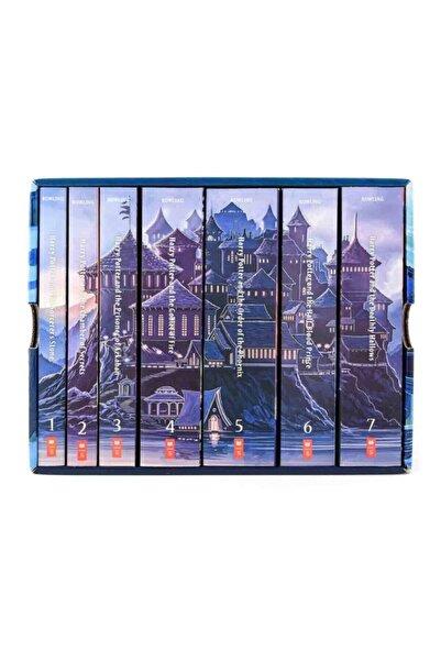 Scholastic Yayınları Harry Potter Box Set: The Complete Collection - J. K. Rowling