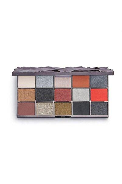 MAKEUP REVOLUTION Far Paleti - Revolution Glass Black Ice Eyeshadow Palette