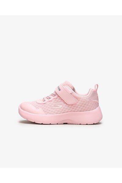 SKECHERS DYNAMIGHT-LEAD RUNNER Küçük Kız Çocuk Pembe Spor Ayakkabı