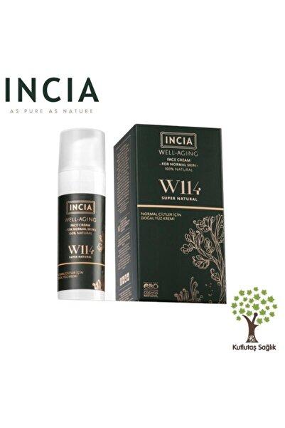 Incia Well Aging Doğal Yüz Kremi Normal Ciltler Için 30 ml