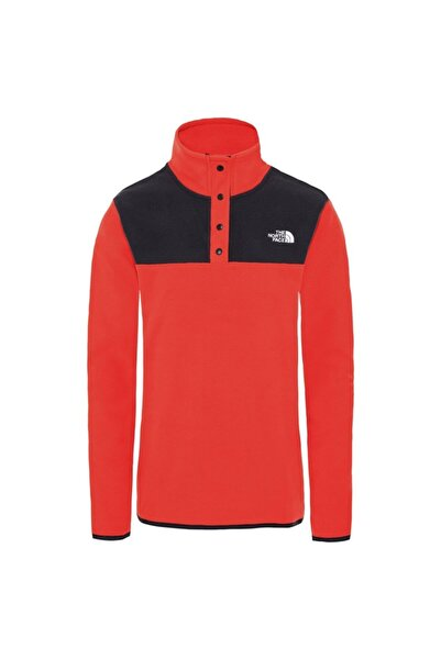 THE NORTH FACE Kadın Turuncu Tka Glcr Snpo Sweatshirt