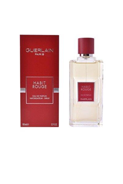 Guerlain Habit Rouge Edp 100 ml Erkek Parfüm 3346470235557