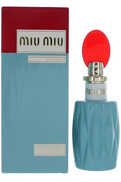 Miu Miu Edp 50 ml Kadın Parfüm 3614220322452