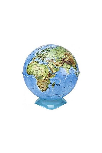 Brons Kalemtraşlı Dünya Küre