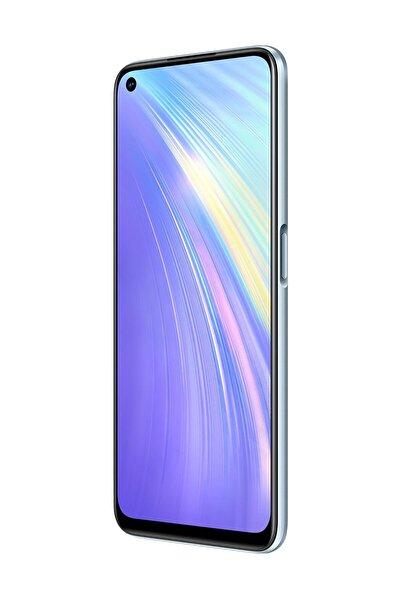 Oppo Realme 6 8gb+128gb Kuyruklu Yıldız Beyazı Cep Telefonu Realme Türkiye Garantili