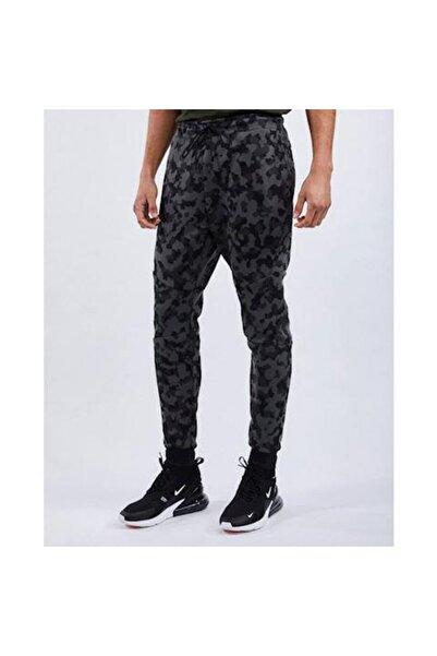 Nike Sportswear Tech Fleece Printed Joggers Cj5981-010 Erkek Eşofman Altı