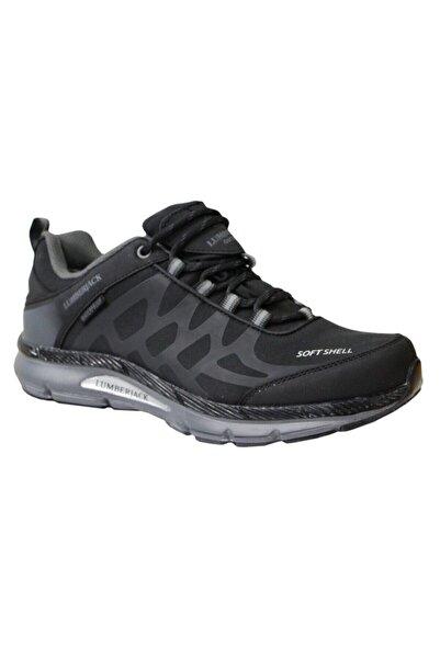 lumberjack Erkek Spor Ayakkabı Siyah/gri (100420728)
