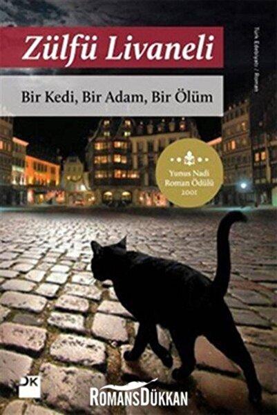 Doğan Kitap Bir Kedi, Bir Adam, Bir Ölüm