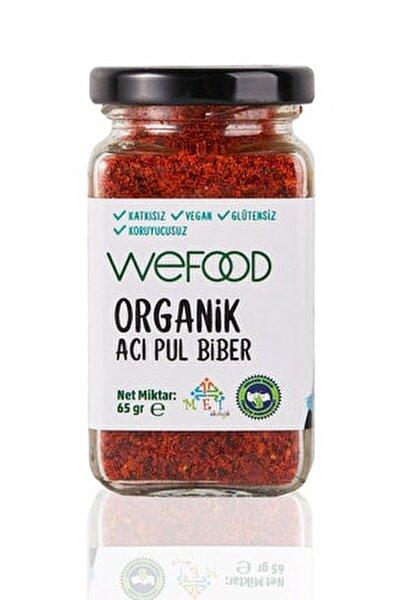 Organik Acı Pul Biber 65 gr