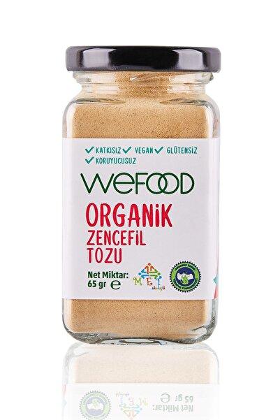 Wefood Organik Zencefil Tozu 65 gr