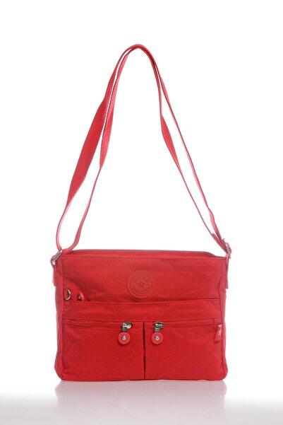 SMART BAGS Smb3055-0019 Kırmızı Kadın Çapraz Çanta