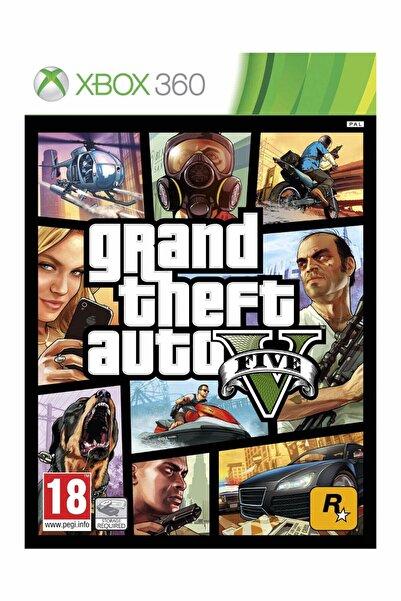 Rockstar Xbox 360 Gta 5