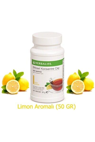 Herbalife Bitkisel Konsantre Çay (Limon Aromalı 50 gr)