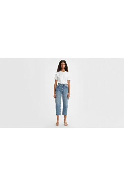Levi's Made & Crafted® Barrel Crop Kadın Jean Pantolon -lmc Palm S