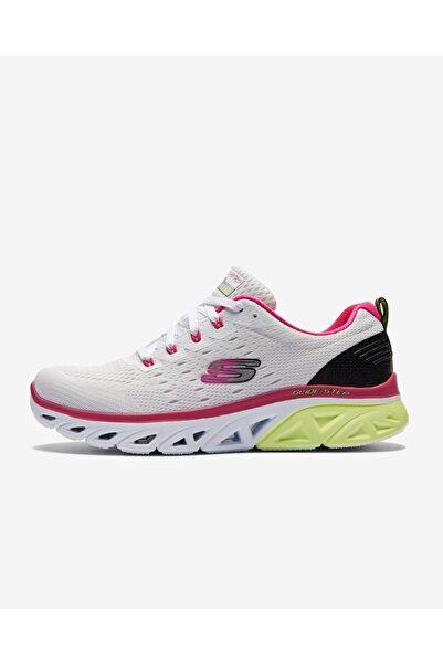 SKECHERS GLIDE STEP SPORT-FUN STRIDE Kadın Beyaz Spor Ayakkabı