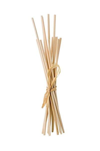elito Oda Kokusu Için Ahşap Çubuk Bambu 50 Adet