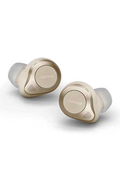 Jabra Elite 85t Gelişmiş Aktif Gürültü Önleyici-bluetooth Kulaklık Üstün Ses Konforlu - Gold Bej