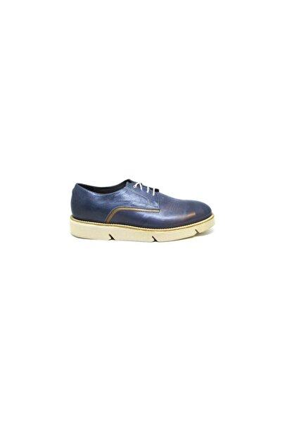 ALBERTO GUARDIANI Erkek Mavi Günlük Ayakkabı
