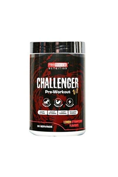 Protouch Nutrition Protouch Challenger V8 Pre-workout 450 Gr Limon & Çilek Aromalı