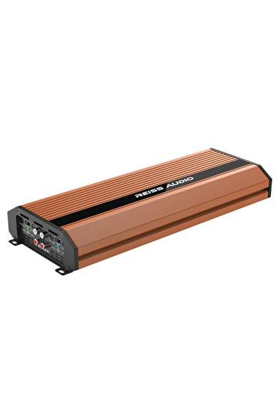 REISS AUDIO Rs-px400.4d 4 Kanal D Class Amfi