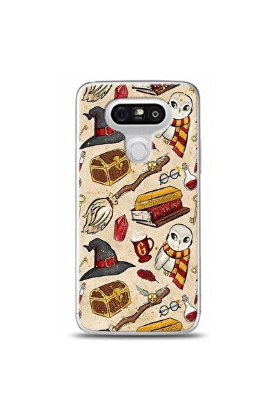 Ren Geyik Lg G5 Uyumlu Harry Potter Tasarımlı Telefon Kılıfı Y-hry001