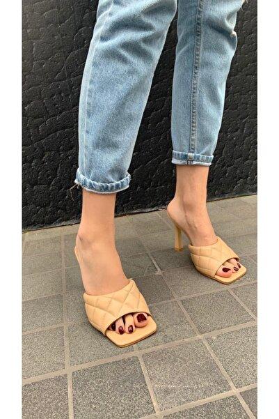 GACH STORE Kadın Bej Renk Ayakkabı