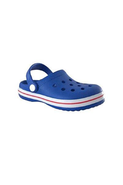 Akınal Bella E260 Saks Mavi Çocuk Havuz/deniz Terlik Sandalet