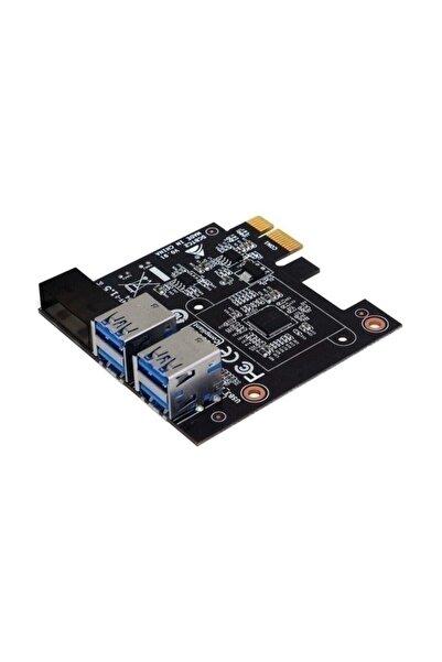 Biostar DCBTC2 R01 VER 1.0  1XPCIE  4X USB 3.0 CRYPTO MINING CARD