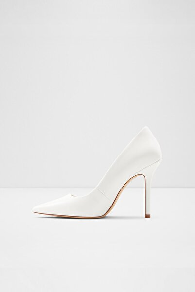 Aldo Kadın Beyaz Topuklu Ayakkabı