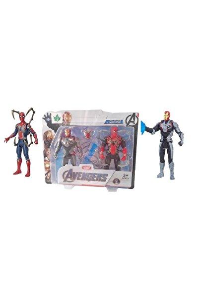 AVENGERS Yenilmezler Spiderman Ve Ironman Demir Adam