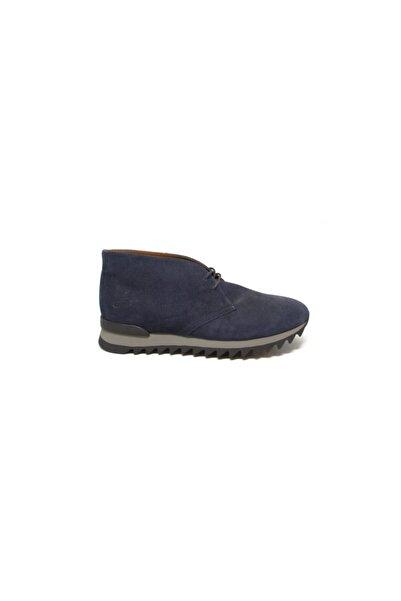 ALBERTO GUARDIANI Erkek Günlük Ayakkabı Lacivert Su73453a-z-ss76