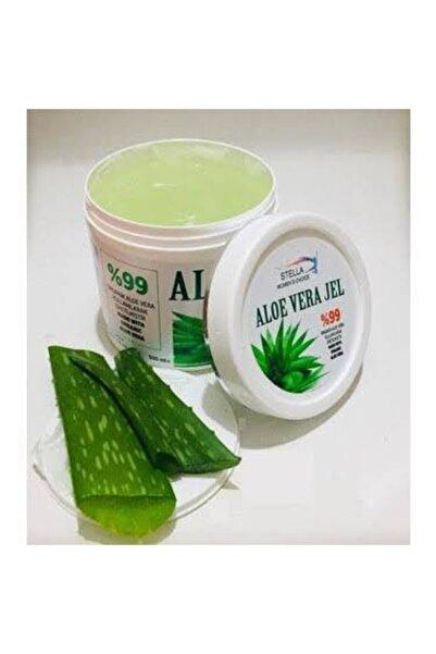 Stella 2 Adet Aloe Vera Jel 500 ml